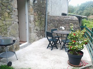 House with 2 rooms in Le Vast, with and enclosed garden - 10 km from the beach - Le Vast vacation rentals