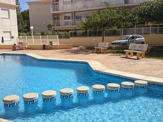 Apartment with 2 rooms in Alcossebre, with private pool and enclosed garden - 100 m from the beach - Alcossebre vacation rentals