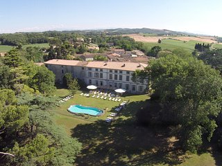 Chateau de Gramazie - Mansion with 7 rooms in Gramazie, with private pool, furnished garden and WiFi - Gramazie vacation rentals
