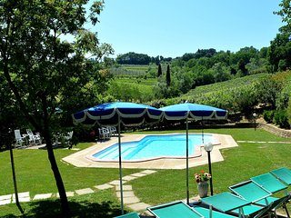 Beautiful 6 bedroom Gambassi Terme House with Shared Outdoor Pool - Gambassi Terme vacation rentals