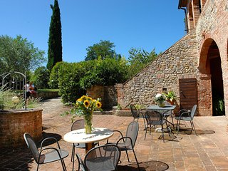 Spacious 4 bedroom House in Castelnuovo Berardenga - Castelnuovo Berardenga vacation rentals