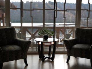 Beautiful Contempory Lakefront, Ski View Home - Lake Harmony vacation rentals