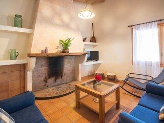 Beautiful House with Washing Machine and Television in Sant Vicent de sa Cala - Sant Vicent de sa Cala vacation rentals