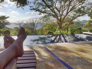 Casa de Mono - Private, Ocean View, Beautiful Sunsets, Best Beaches, Jungle! - Playa Maderas vacation rentals
