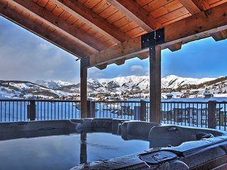 3BR Crested Butte Townhome w/ Hot Tub Access! - Crested Butte vacation rentals