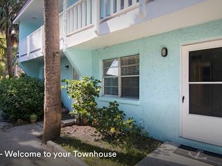 Sunnyside Up Townhome B, One Block to the Beach - Jacksonville Beach vacation rentals
