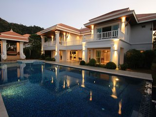 Hua Hin Sai Noi Beach villas 5 bedroom Mansion villa - Khao Tao vacation rentals
