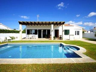 2 bedroom Villa in Cala En Porter, Menorca, Menorca : ref 2259535 - Cala'n Porter vacation rentals