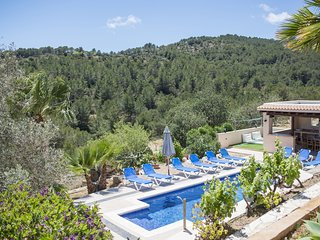 Villa with stunning views, 5 mins to San Jose, 20 mins to Playa den Bossa - Ibiza vacation rentals
