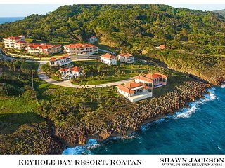 Slice of Paradise Roatan HN - West Bay vacation rentals