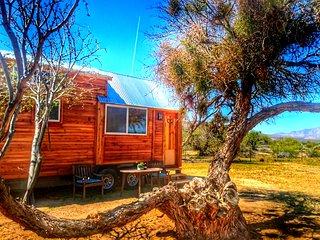 "Tiny house near Death Valley/ Las Vegas ""Sandy Valley Ranch"" - Las Vegas vacation rentals"