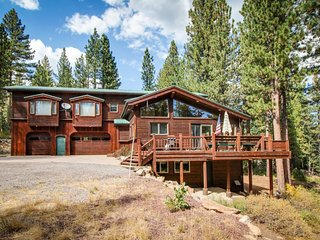 Dog-friendly home with a private game room and five-hole disc golf course! - Truckee vacation rentals