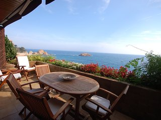 EXCLUSIVE APARTMENT WITH SEA VIEW - Tossa de Mar vacation rentals
