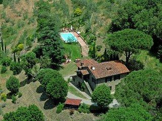 3 bedroom Villa in Cortona, Tuscany, Italy : ref 2020435 - Pieve di Chio vacation rentals