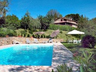 4 bedroom Villa in Cortona, Tuscany, Italy : ref 2020498 - Torricella vacation rentals