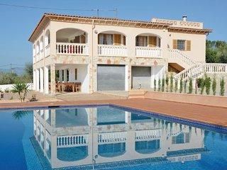 5 bedroom Villa in Sa Cabaneta, Majorca, Mallorca : ref 2280788 - Sa Cabaneta vacation rentals