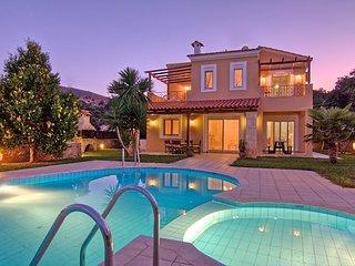 3 bedroom Villa in Gerani, Rethymno, Crete, Greece : ref 2286078 - Gerani vacation rentals