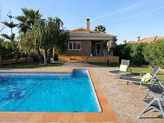 5 bedroom Villa in Deltebre, Costa Daurada, Spain : ref 2299217 - Deltebre vacation rentals