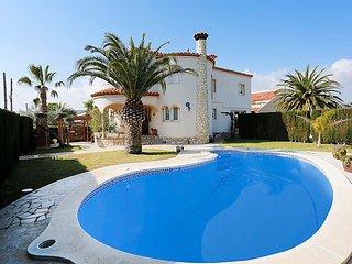 4 bedroom Villa in L Ampolla, Costa Daurada, Spain : ref 2299461 - L'Ampolla vacation rentals