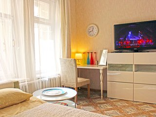 Studio apartment. Perfect location. - Saint Petersburg vacation rentals