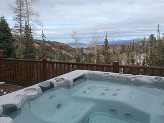 Overlook Lodge - Total Awesome Views - Great for your whole family (s) - Brian Head vacation rentals