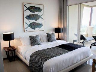 Azur Samui Stunning 2-Bedroom Apartment with Tropical Sea Views (1202) - Mae Nam vacation rentals