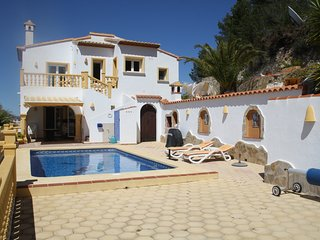 Nice Villa with Internet Access and Wireless Internet - Benitachell vacation rentals