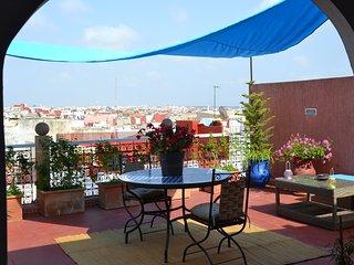 Dar Chouette, maison d'hôtes dans un ryad traditionnel de Salé, adults only - Rabat vacation rentals