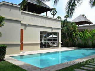 Cosy 3-Bed Pool Villa in Bangtao - Chalong Bay vacation rentals