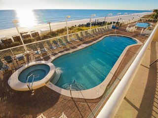 WINTER SPECIAL - $645/wk* !!! Second-Floor 3BR/2BA/10ppl Oceanfront Lux Condo! - Panama City Beach vacation rentals