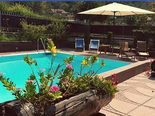 Agropoli : appartamento in villa con piscina - Agropoli vacation rentals