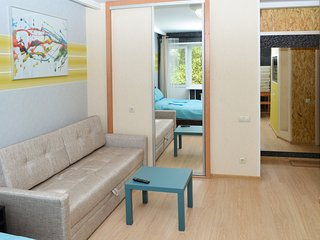 Bright 1 bedroom Apartment in Tomsk with Internet Access - Tomsk vacation rentals