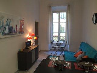 Beau 2P NICE CENTRE proche MAMAC - Nice vacation rentals