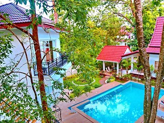 K Chang 6BR, 7 BA w/ pool and seaview roof terrace - Koh Chang vacation rentals
