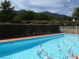 Vell-Roure, South France villa with pool, air conditioning, 5 bedrooms - Villelongue-dels-Monts vacation rentals