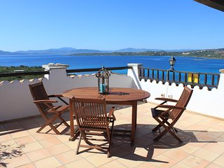 Lovely apartment with amazing view and pool - Golfo Aranci vacation rentals