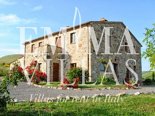 Lovely Villa with Internet Access and DVD Player - Celle sul Rigo vacation rentals