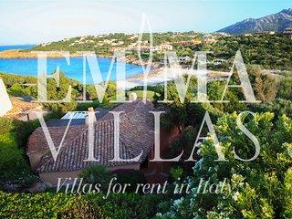 Nice Liscia di Vacca Villa rental with DVD Player - Liscia di Vacca vacation rentals