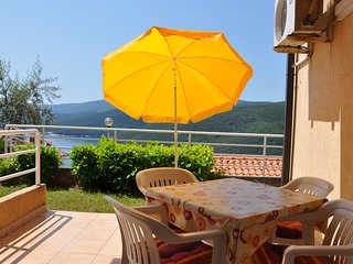 App with terrace with sea view  639 - Rabac vacation rentals