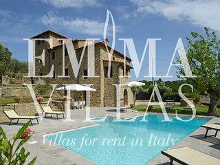 4 bedroom Villa with DVD Player in Pergo di Cortona - Pergo di Cortona vacation rentals