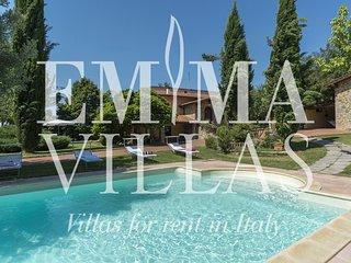 Villa Joy 8 - Foiano Della Chiana vacation rentals