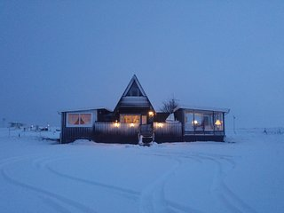 Cosyness Cottage (with sea view and hot tub) - Keflavík vacation rentals