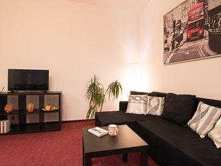 QUIET Apartment in DOWNTOWN BUCHAREST - Bucharest vacation rentals