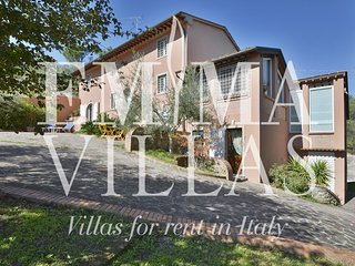 Sunny Villa with A/C and DVD Player - Pistoia vacation rentals