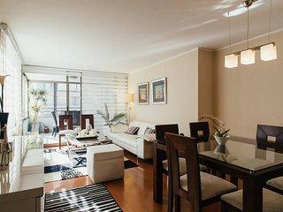 Las Condes, 4BR 8pax. Bright and Spacious - Santiago vacation rentals