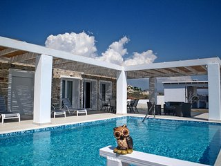 Villa Cinzia con vista panoramica vicino a Lindos - Kalathos vacation rentals