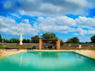 Casino De Viti antica tenuta di caccia - max 20 persone - 5 km mare - Poggiardo vacation rentals