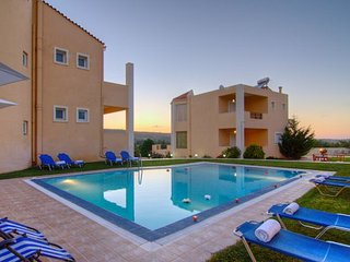 2 neighboring villas with large pool - up to 15 people! - Margarites vacation rentals