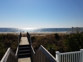Luxury Beach Home, Water Views from every window,  pool & golf club membership - Holden Beach vacation rentals