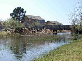 Peacefull family holiday 5min walk to the lake - Hourtin vacation rentals